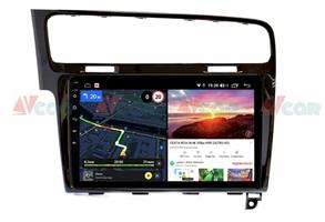 Штатная магнитола VAYCAR 10V6 для Volkswagen Golf 7 2013-2019 на Android 10.0