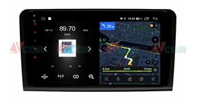 Штатная магнитола VAYCAR 09V4 для Mercedes GL-klasse (X164), ML-klasse (W164) 2005-2012 на Android 10.0