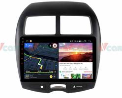 Штатная магнитола VAYCAR 10V6 для Mitsubishi ASX I 2010-2018 на Android 10.0