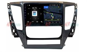Штатная магнитола VAYCAR 09V4 для Mitsubishi Pajero Sport III, L200 V 2015-2019 на Android 10.0