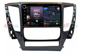 Штатная магнитола VAYCAR 09V4R для Mitsubishi Pajero Sport III, L200 V 2015-2019 на Android 10.0