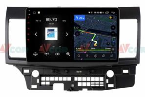 Штатная магнитола VAYCAR 10V4 для Mitsubishi Lancer X 2007-2019 на Android 10.0