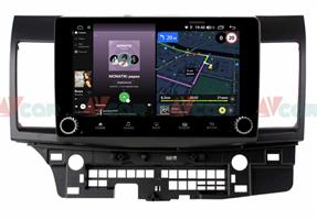 Штатная магнитола VAYCAR 10V4R для Mitsubishi Lancer X 2007-2019 на Android 10.0