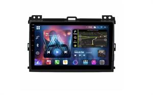 Android 10.0 для Toyota Land Cruiser Prado 120 2002-2009