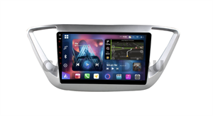 Android 10.0 для Hyundai Solaris II 2017-2020