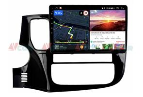 Штатная магнитола VAYCAR 10V6 для Mitsubishi Outlander III 2013-2020 на Android 10.0