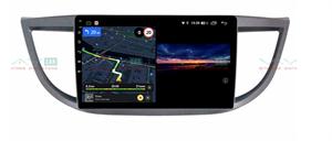 Штатная магнитола VAYCAR 10V3 для Honda CR-V IV 2012-2016 на Android 10.0