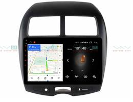Штатная магнитола VAYCAR 10L для Citroen C4 AirCross 2012-2017 на Android 8.1