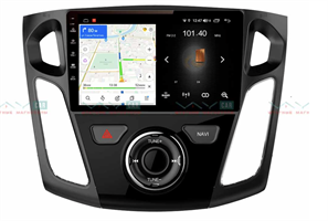 Штатная магнитола VAYCAR 09L для Ford Focus III 2011-2016 на Android 8.1