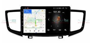 Штатная магнитола VAYCAR 10L для Honda Pilot III 2015-2020 на Android 8.1