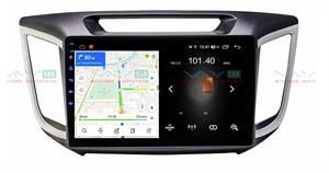 Штатная магнитола VAYCAR 10L для Hyundai Creta 2016-2021 на Android 8.1