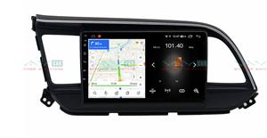 Штатная магнитола VAYCAR 09L для Hyundai Elantra VI (AD) 2016+ на Android 8.1