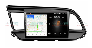 Штатная магнитола VAYCAR 09L для Hyundai Elantra 2018+ на Android 8.1