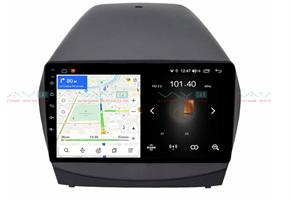 Штатная магнитола VAYCAR 10L для Hyundai ix35, Tucson II 2010-2015 на Android 8.1