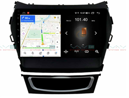 Штатная магнитола VAYCAR 09L для Hyundai Santa Fe III 2012-2019 на Android 8.1