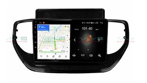 Штатная магнитола VAYCAR 09L для Hyundai Solaris 2020+ на Android 8.1