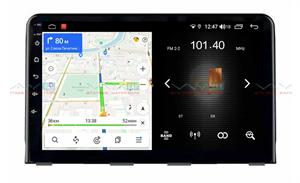 Штатная магнитола VAYCAR 09L для Hyundai Sonata VII (LF) 2017-2019 на Android 8.1