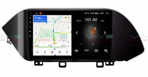 Штатная магнитола VAYCAR 10LD 1DIN для Hyundai Sonata 2019-2020 на Android 8.1
