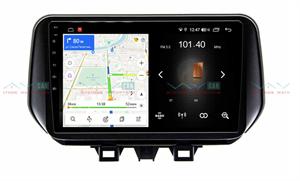 Штатная магнитола VAYCAR 09LD 1DIN для Hyundai Tucson III 2018-2019 на Android 8.1