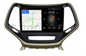 Штатная магнитола VAYCAR 10L для Jeep Cherokee IV (WK2) 2013-2017 на Android 8.1