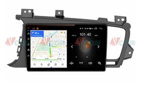 Штатная магнитола VAYCAR 09L для Kia Optima III 2010-2013 на Android 8.1