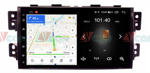 Штатная магнитола VAYCAR 09L для Kia Mohave I 2008-2018 на Android 8.1