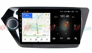 Штатная магнитола VAYCAR 09L для Kia Rio III 2011-2017 на Android 8.1