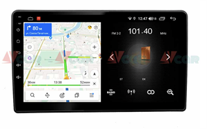 Штатная магнитола VAYCAR 09L для Kia Sorento II 2012-2020 на Android 8.1