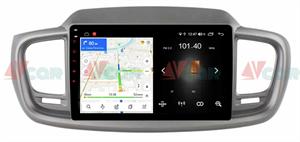 Штатная магнитола VAYCAR 10L для Kia Sorento III Prime 2015-2020 на Android 8.1