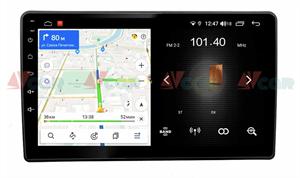 Штатная магнитола VAYCAR 09L для Lada Granta I 2011-2019 на Android 8.1