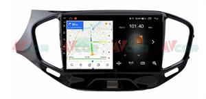 Штатная магнитола VAYCAR 09L для Lada Vesta 2015-2021 на Android 8.1