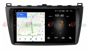Штатная магнитола VAYCAR 09L для Mazda 6 2007-2012 на Android 8.1