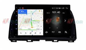 Штатная магнитола VAYCAR 10L для Mazda CX-5 I 2011-2017 на Android 8.1