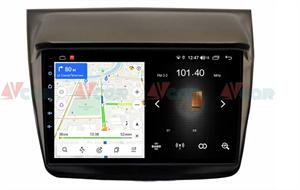 Штатная магнитола VAYCAR 09L для Mitsubishi Pajero Sport II, L200 IV 2006-2015 на Android 8.1