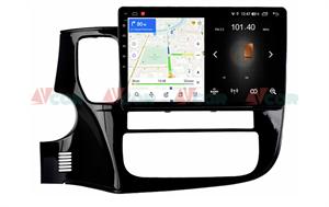 Штатная магнитола VAYCAR 10L для Mitsubishi Outlander III 2013-2020 на Android 8.1