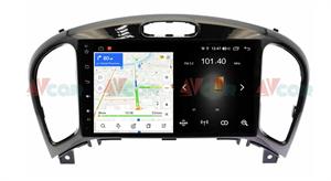 Штатная магнитола VAYCAR 09L для Nissan Juke I 2010-2019 на Android 8.1