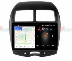 Штатная магнитола VAYCAR 10L для Peugeot 4008 2012-2018 на Android 8.1