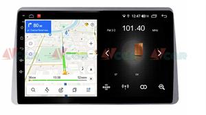 Штатная магнитола VAYCAR 10L для Renault Duster 2020+ на Android 8.1