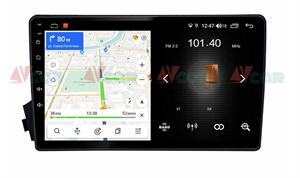 Штатная магнитола VAYCAR 09L для Ssang Yong Kyron 2005-2015 на Android 8.1