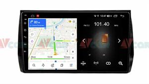 Штатная магнитола VAYCAR 10L для Skoda Kodiaq I 2016-2021 на Android 8.1