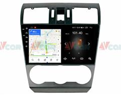 Штатная магнитола VAYCAR 09L для Subaru Forester IV 2013-2014, Impreza IV 2012-2017 на Android 8.1