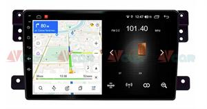 Штатная магнитола VAYCAR 09L для Suzuki Grand Vitara 2005-2015 на Android 8.1