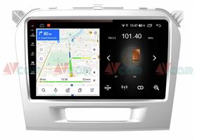 Штатная магнитола VAYCAR 09L для Suzuki Vitara IV 2014-2018 на Android 8.1