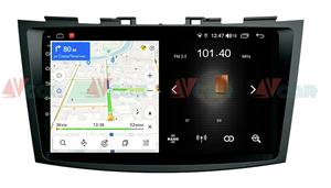 Штатная магнитола VAYCAR 09L для Suzuki Swift IV 2011-2017 на Android 8.1