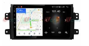 Штатная магнитола VAYCAR 09L для Suzuki SX4 I 2006-2014 на Android 8.1