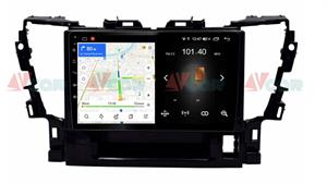 Штатная магнитола VAYCAR 10L для Toyota Alphard III 2015-2020 на Android 8.1