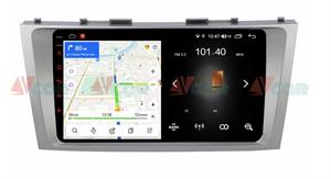 Штатная магнитола VAYCAR 09L для Toyota Camry V40 2006-2011 на Android 8.1