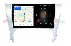 Штатная магнитола VAYCAR 10L для Toyota Camry V50 2011-2014 на Android 8.1