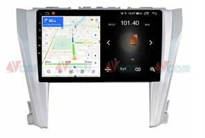Штатная магнитола VAYCAR 10L для Toyota Camry V55 2014-2018 на Android 8.1