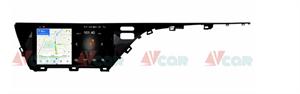 Штатная магнитола VAYCAR 10L для Toyota Camry V70 2018-2021 на Android 8.1